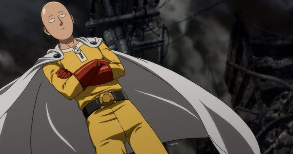 10 anime to watch_ one punch man