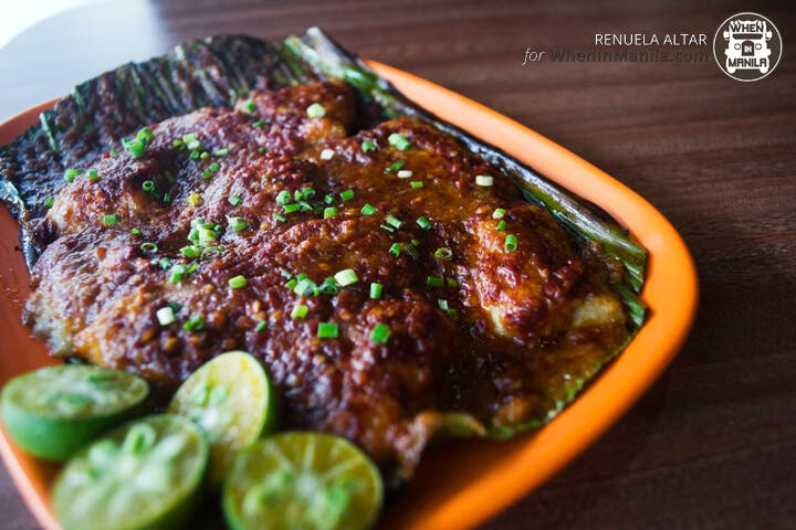 101 Hawker Sambal Grilled Fish