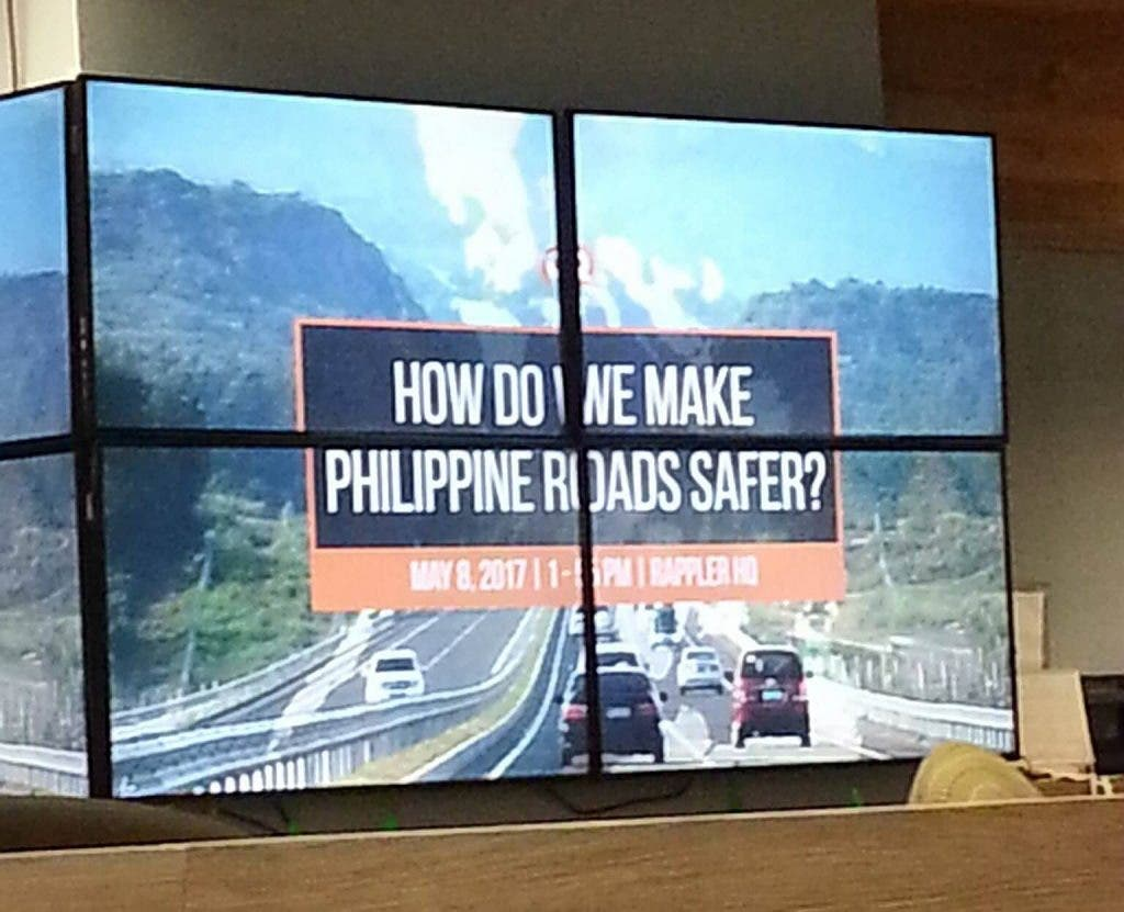 How do we make philippines roads safer?