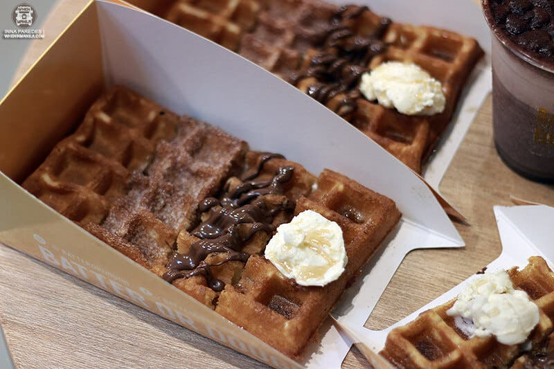 Batter or Dough Whips Up Waffles that Wow! (3)