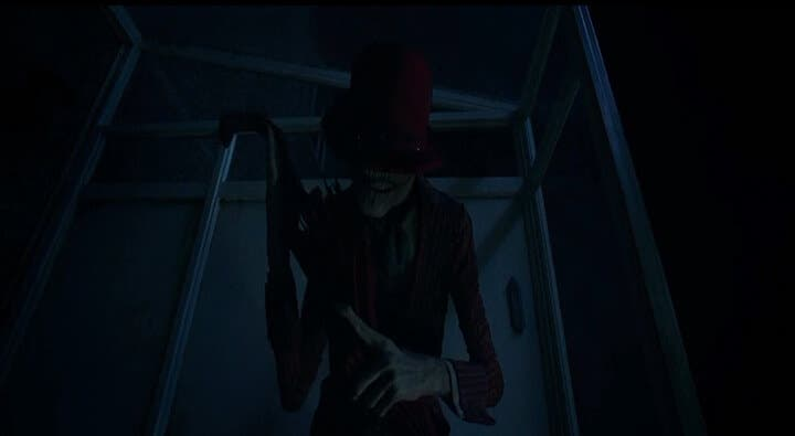 Conjuring Crooked Man