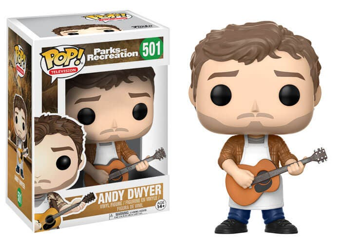 Parks and Rec Funko 3