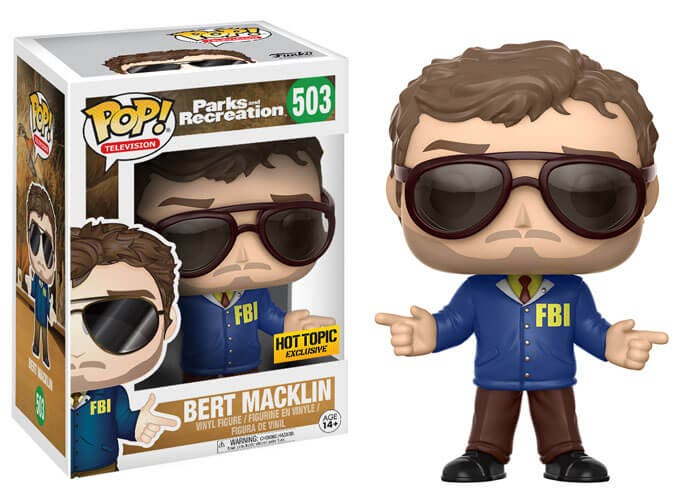 Parks and Rec Funko 6