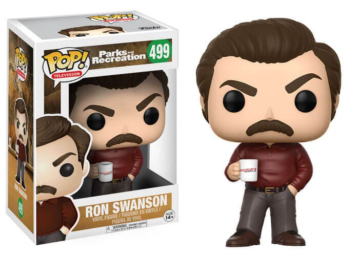 Parks and Rec Funko