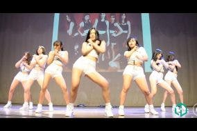 Philippines K-Pop Dance Group Y.O.U K-POP Cover Dance Festival 2017
