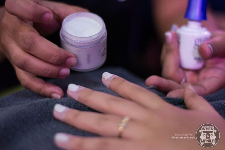 Beauty and Butter Nail Salon Gelish Dip