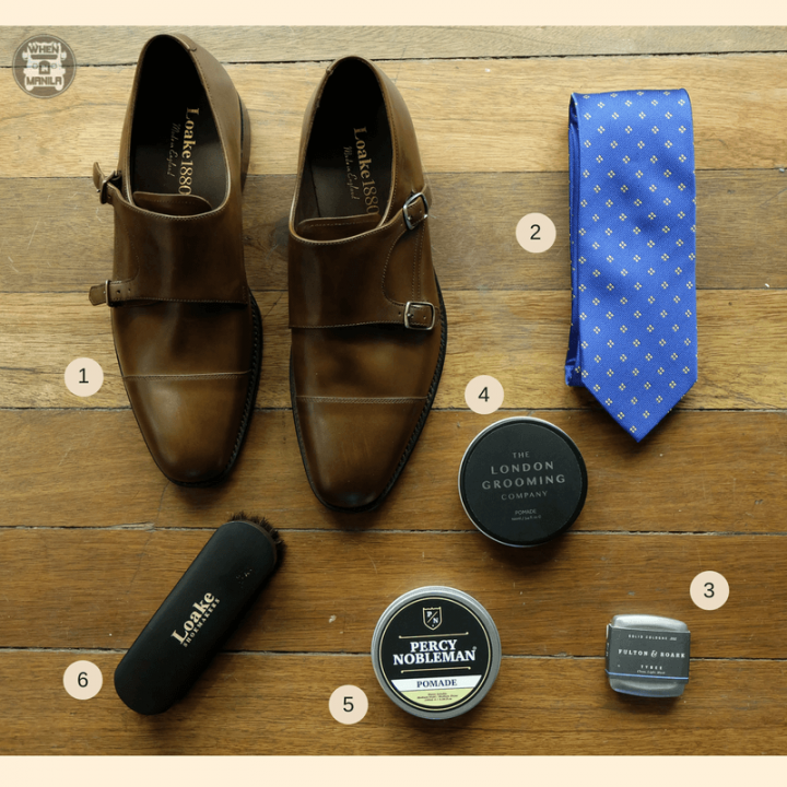 Spectre Father's Day items menswear 1