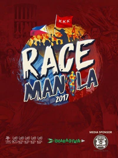 When In Manila x Race Manila
