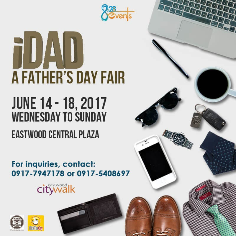 iDad_Father's Day Fair in Eastwood