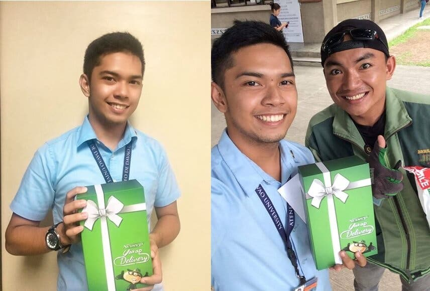 """Hardworking Netizens get a surprise """"Yakap"""" right when they needed and they can't get over it!"""