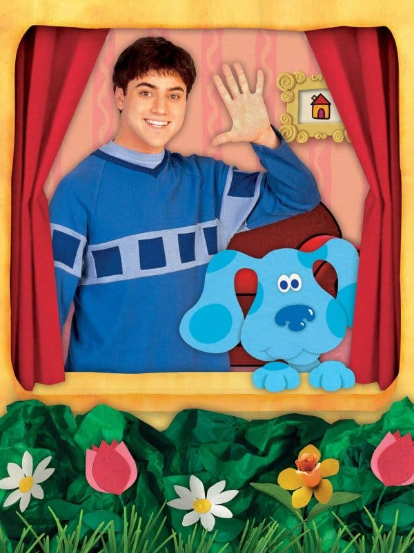 Entertainment Remember Steve And Joe Of Blues Clues See What They