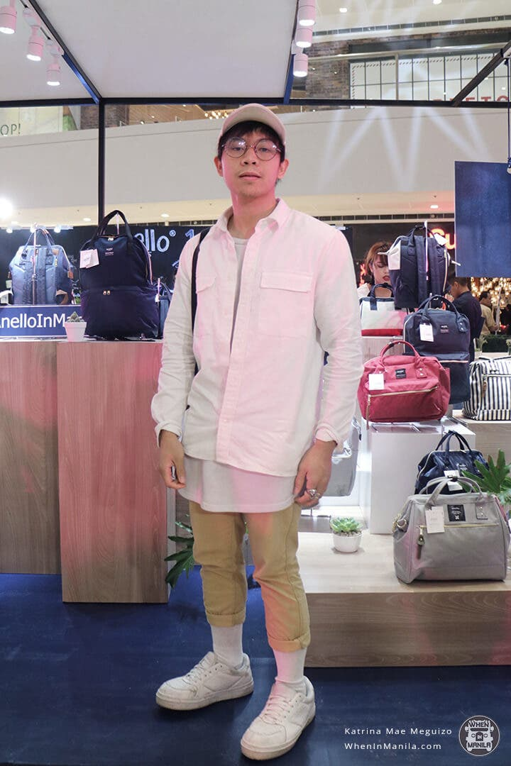 6 Khaki and White Ensembles That We Loved At Anello's Launch At Mega Fashion Hall