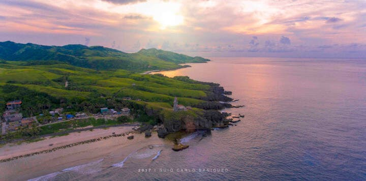 BATANES FROM ABOVE 1A