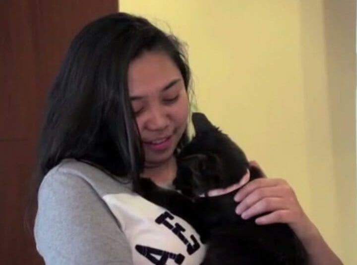 "Pinay OFW Who Lost Her Cat is the Latest Beneficiary of UAE's ""Year of Giving"" Dubai"
