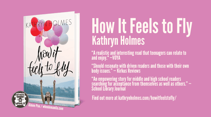How It Feels to Fly Kathrynn Holmes anxiety