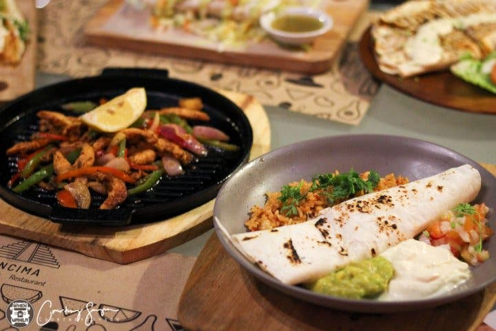 LOOK: Order-All-You-Can Mexican Food With A View Of The Makati Skyline