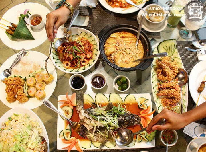 A Feast Of Asian Flavors At Makan Makan