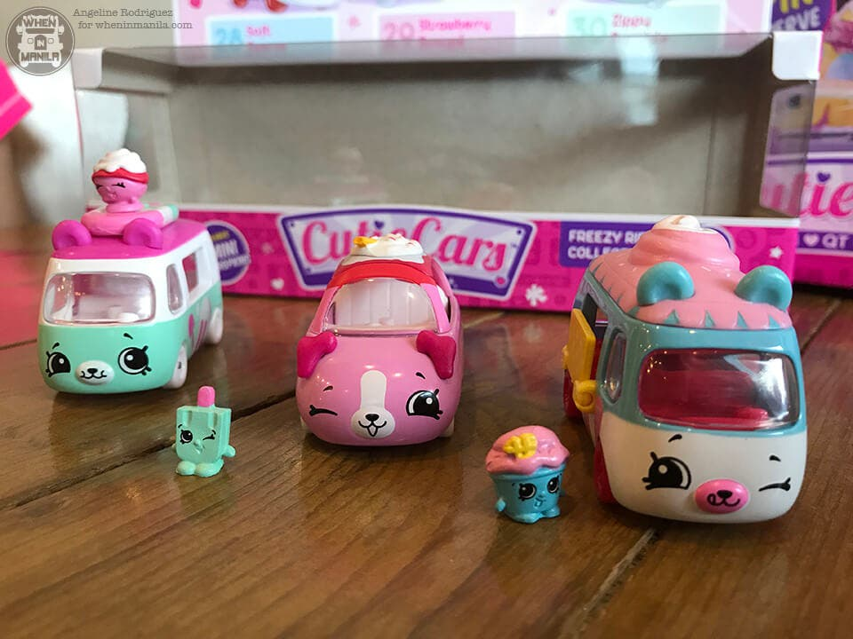 Shopkins Cutie Cars 1
