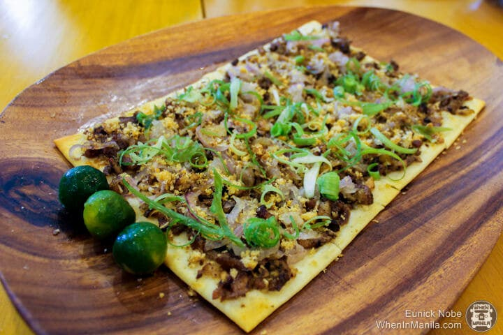 THIS NEW RESTAURANT SERVES SISIG PIZZA, LENGUA PANINI AND SO MUCH MORE 11