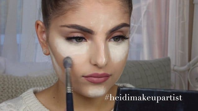 baking makeup cosmetics