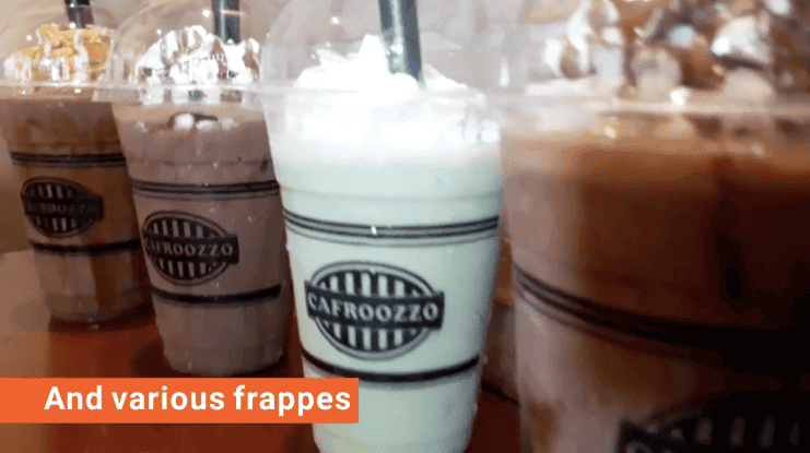 _cafroozzo frappes