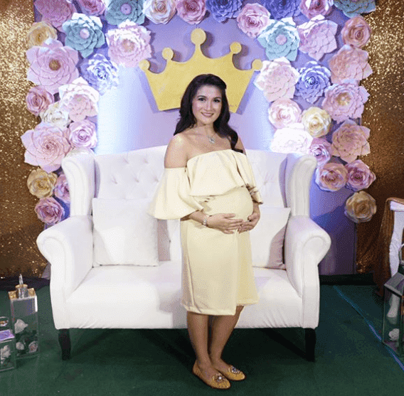 Photos: Camille Prats\' Baby Shower is in Full Bloom | When In Manila