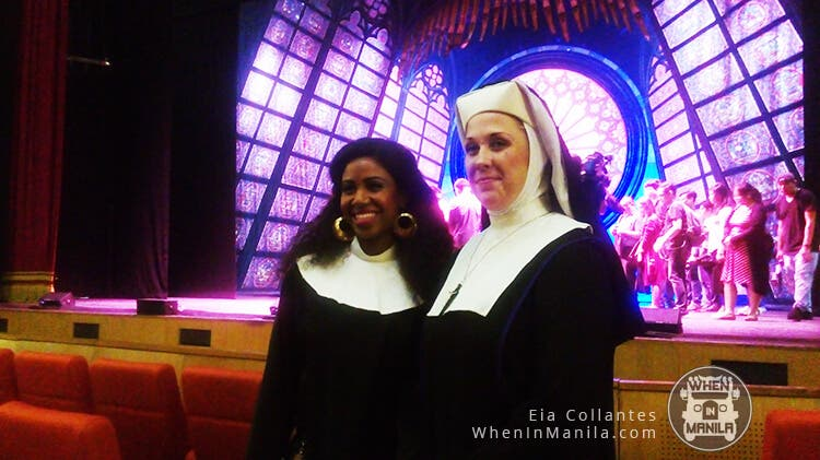 sister act solaire theater