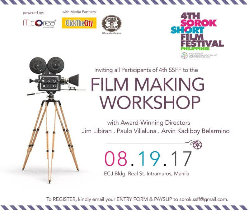 4SSFF_WORKSHOP