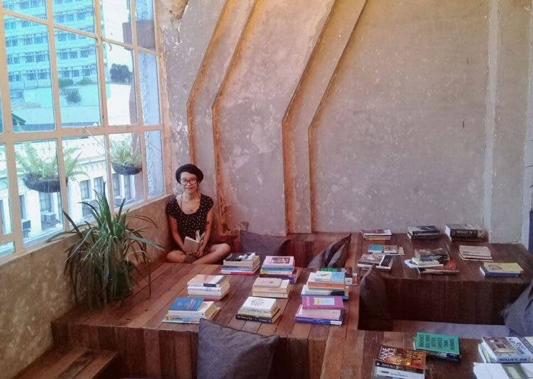 The Library of Unread Books by Lorna Lovelace