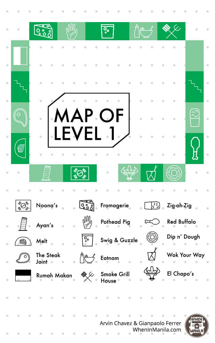 Map Level 1 Ver 2