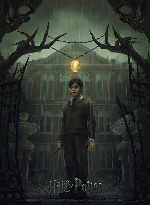 Scary Potter Poster 6