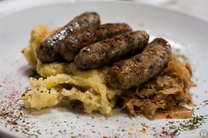 Spice and Cleaver - 5th - Nürnberger Rostwurst (2)