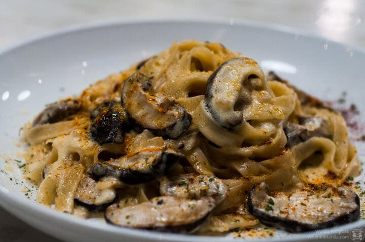 Spice and Cleaver - 7th - Wild Mushroom Tartuffo (1)