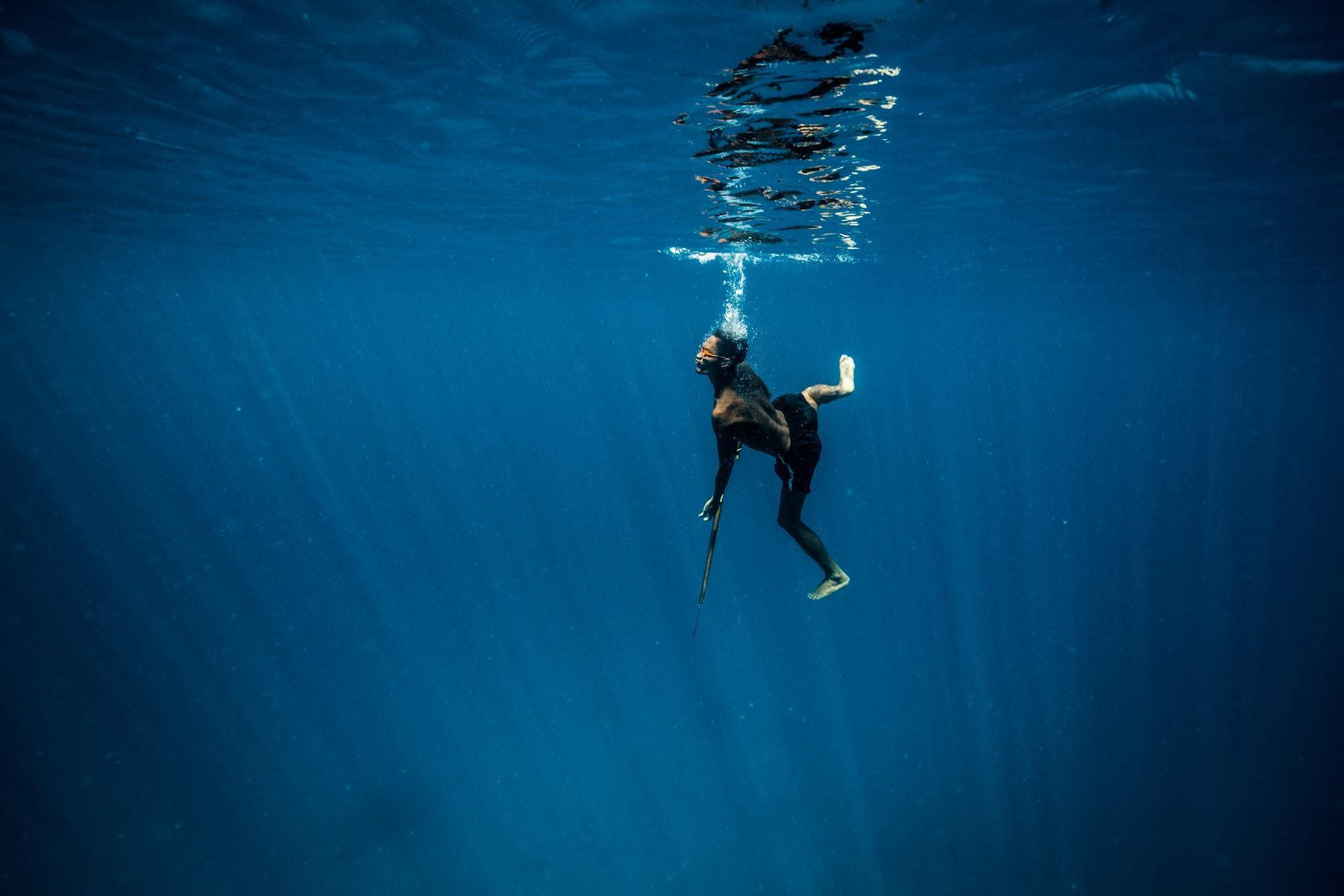 LOOK: French Free-diving Champion Shares Breathtaking