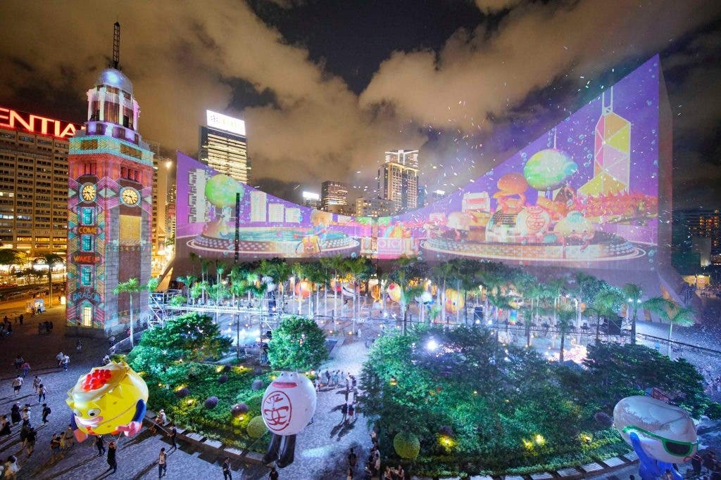 hong kong pulse light show - 4