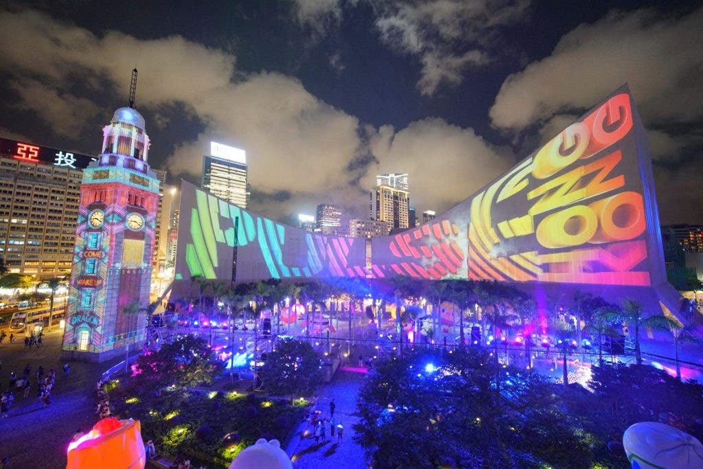 hong kong pulse light show - 5