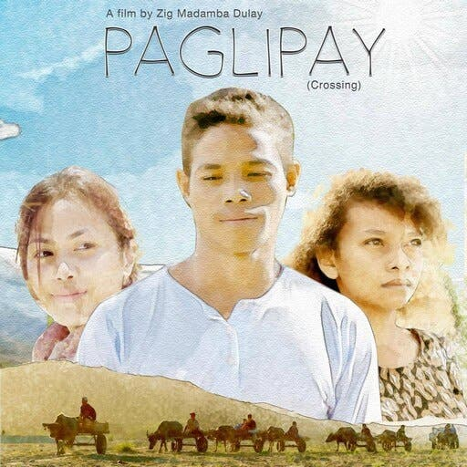Photo originally from Paglipay's official Facebook page