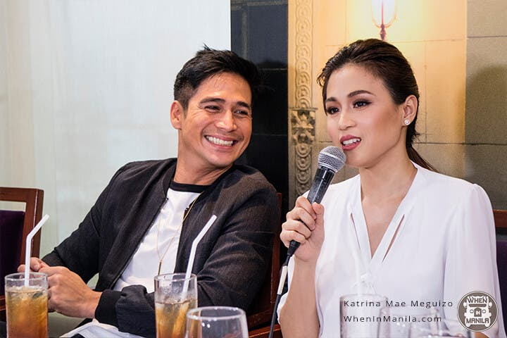 Toni Gonzaga was Hanged in Jones Bridge for Film 'Last Night' with Piolo Pascual