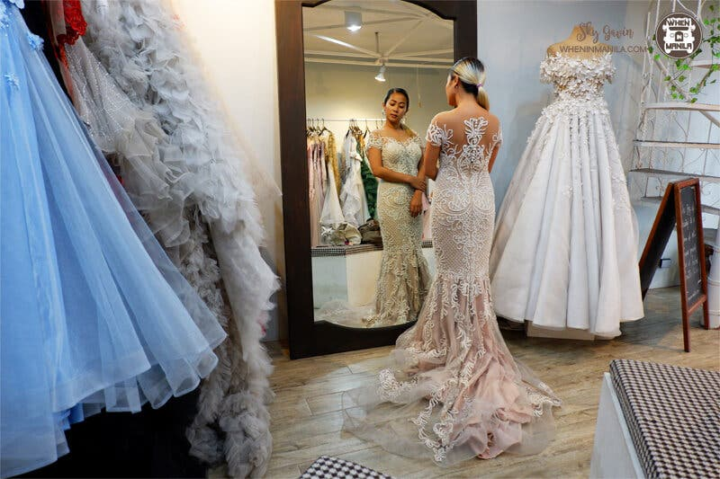 Find Your Fairy Godmother at Royanne Camillia Couture | When In Manila