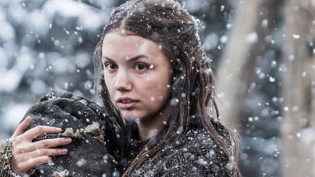 Care One Credit Card >> Game of Thrones Fans: Did You Know That Gilly Looks Like ...