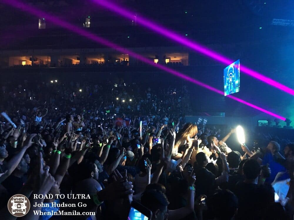 What Attending 'Road to Ultra 2017' Was Like as a Tita - When In Manila