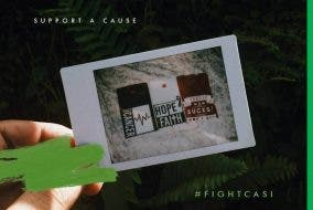 FightCasi Cancer Fundraising campaign