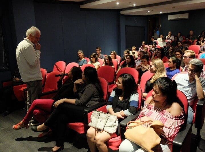 Manila Interview with HUMAN director Yann Arthus-Bertrand
