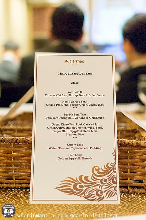 Dusit Culinary Delights