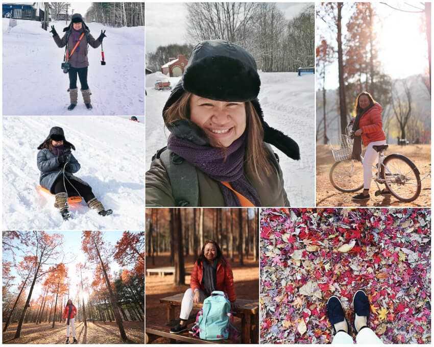 Fall & Winter 101: A Pinoy Traveler's Guide on How to