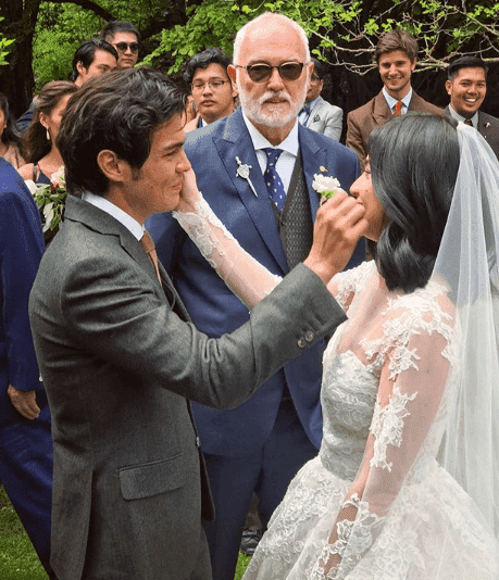 Picture Perfect: Anne Curtis and Erwan Heussaff\'s Wedding in New ...