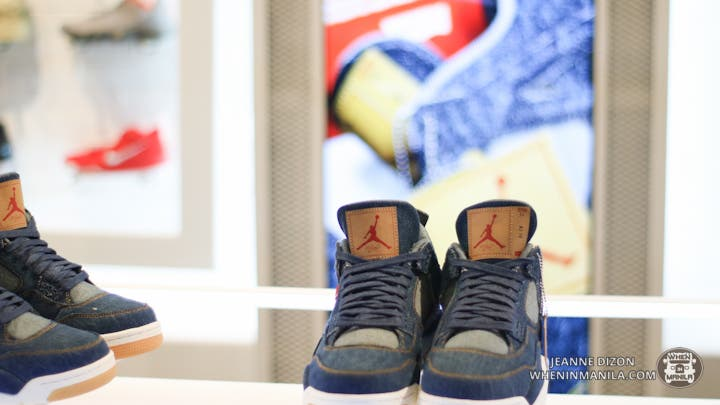 095664870f9926 LOOK  These Air Jordan IV x Levi s Sneakers are Absolute Must-Haves ...