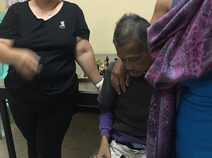 Missing Tito Doroteo who is suffering from dementia is now safe and sound