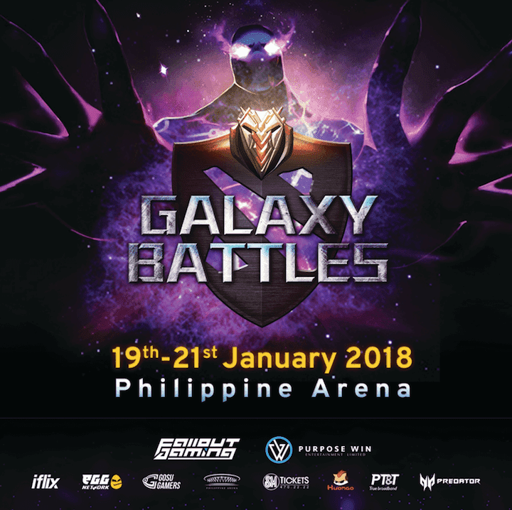 Galaxy Battles to Deliver the Biggest Major DotA 2 Tournament in