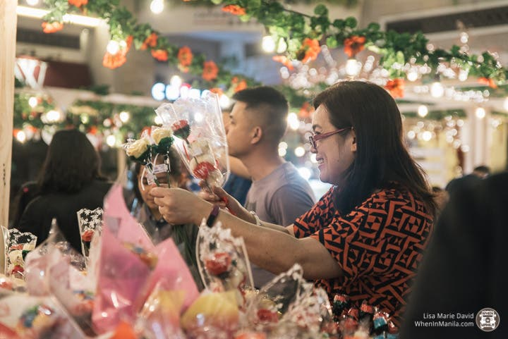 When in manila lifestyle travel philippine news and manila tip buy the seaweed chicharonit is the best also if you accumulate php 500 worth of items you can get your picture taken at the polaroid booth solutioingenieria Choice Image